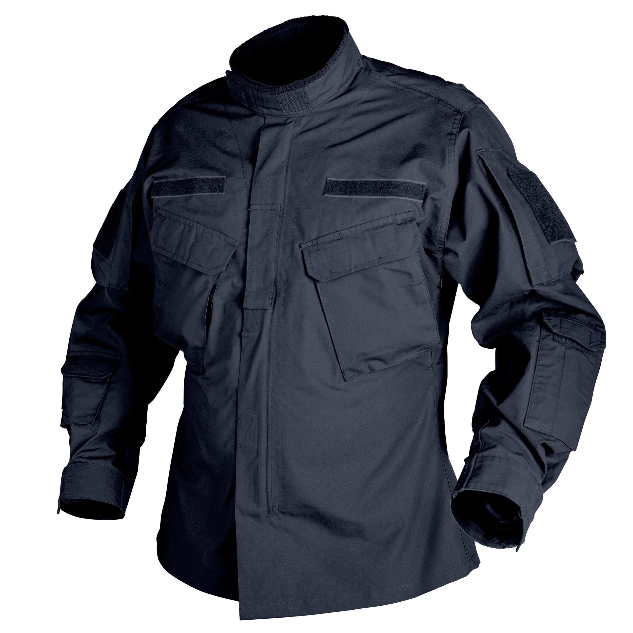 Helikon-Tex CPU Shirt - PolyCotton Ripstop - Navy Blue