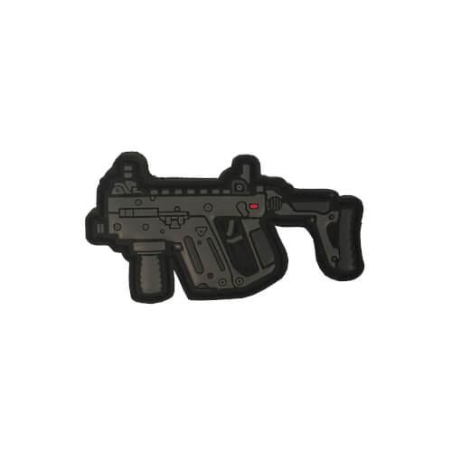 Aprilla Design Kriss Vector Gun Patch