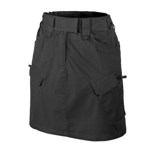 Helikon-Tex Urban Tactical Skirt - PolyCotton Ripstop - Schwarz