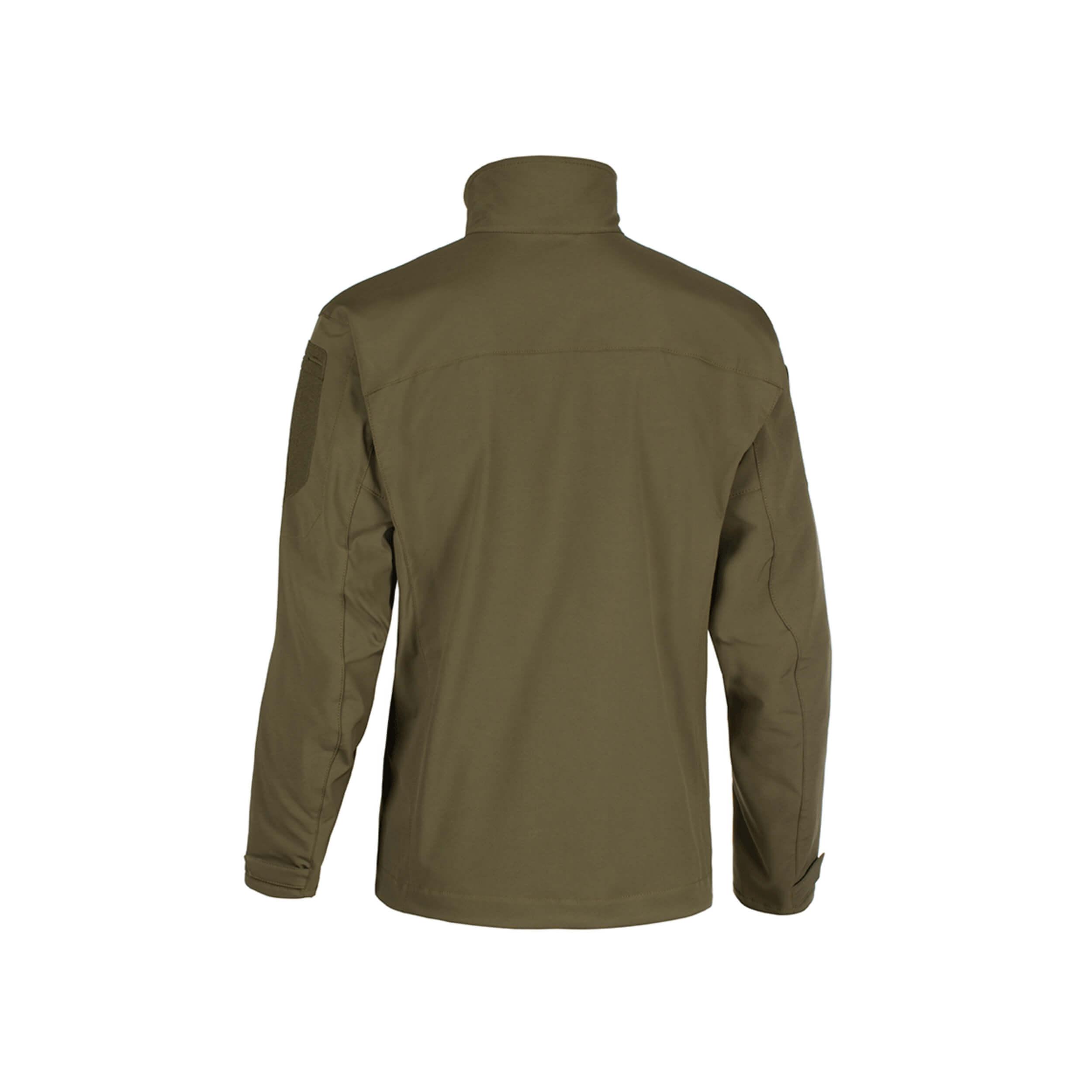 Clawgear Rapax Softshell Jacke RAL7013