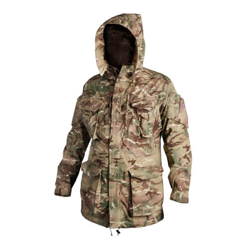 Helikon-Tex PCS Parka - PolyCotton Twill - MP Camo