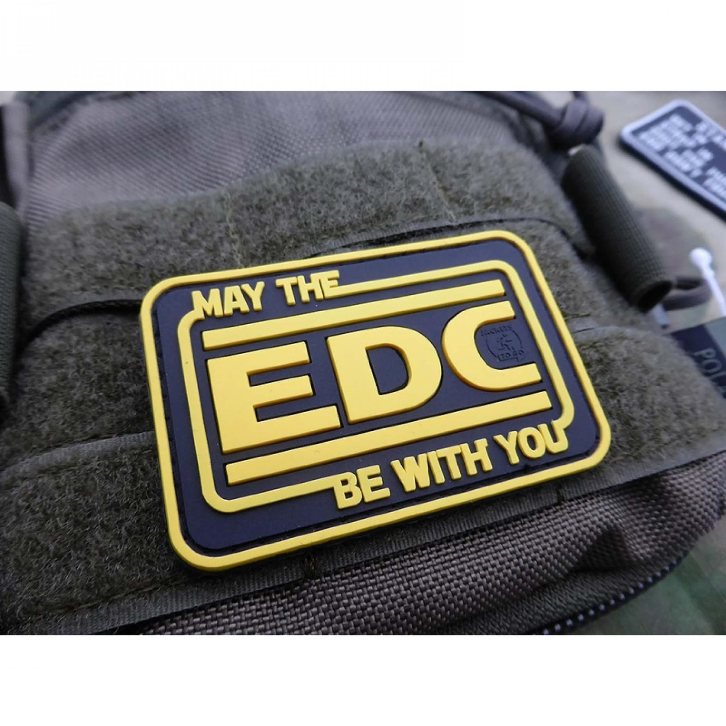 JTG EDC / Every Day Carry Patch, fullcolour