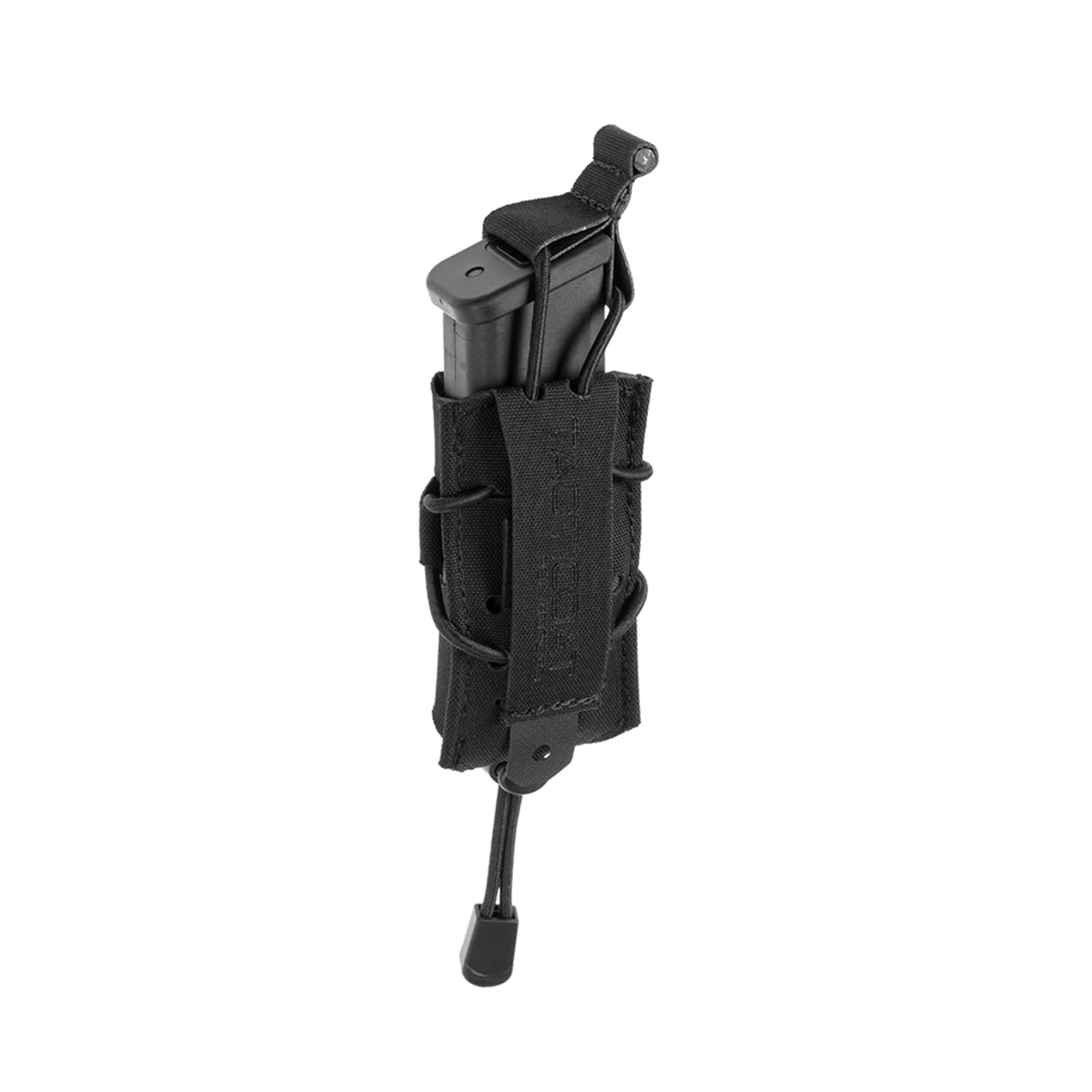 Clawgear Universal Pistolen Magazin Tasche Schwarz
