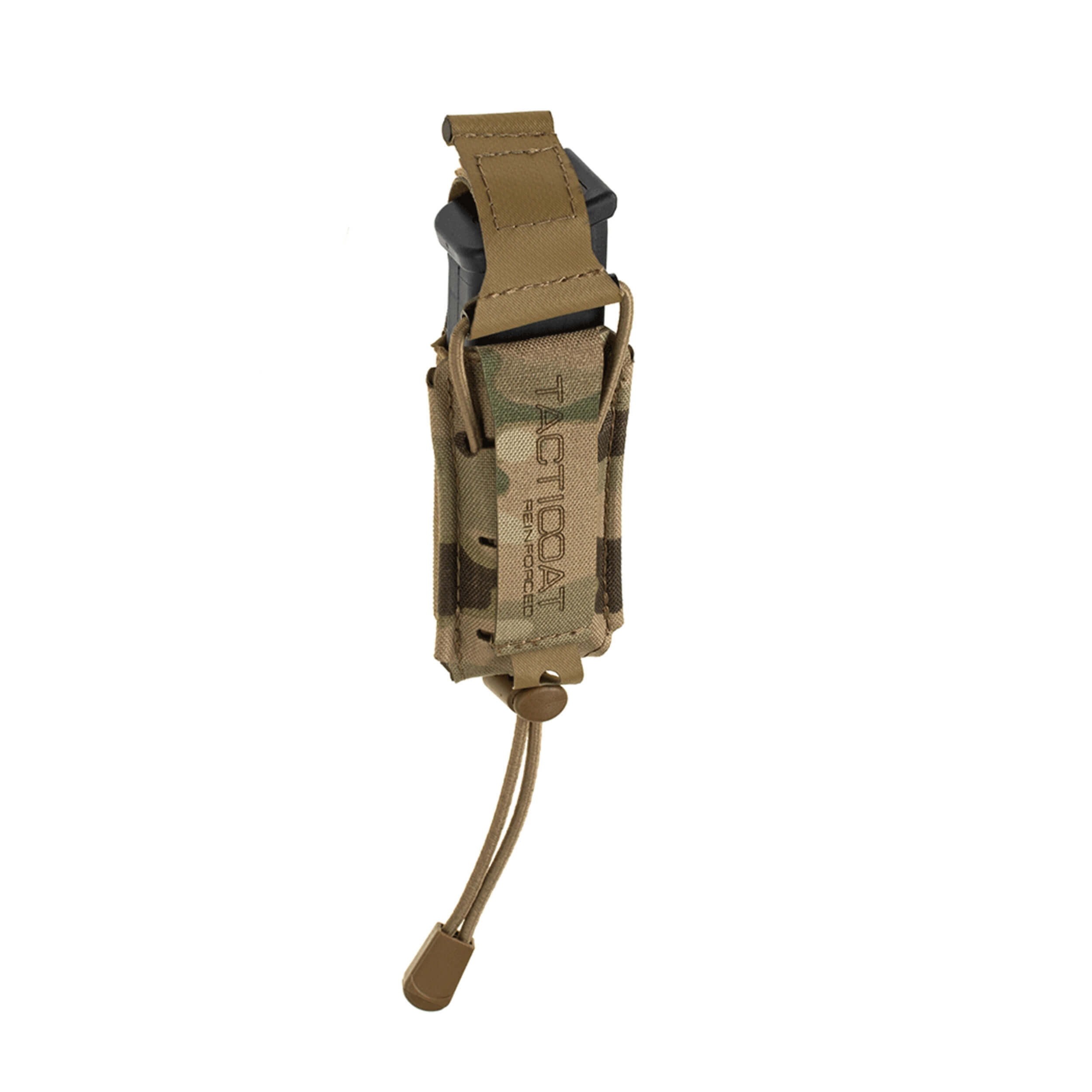Clawgear 9mm Backward Flap Magazin Tasche Multicam