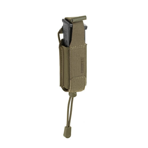 Clawgear 9mm Backward Flap Magazin Tasche RAL7013