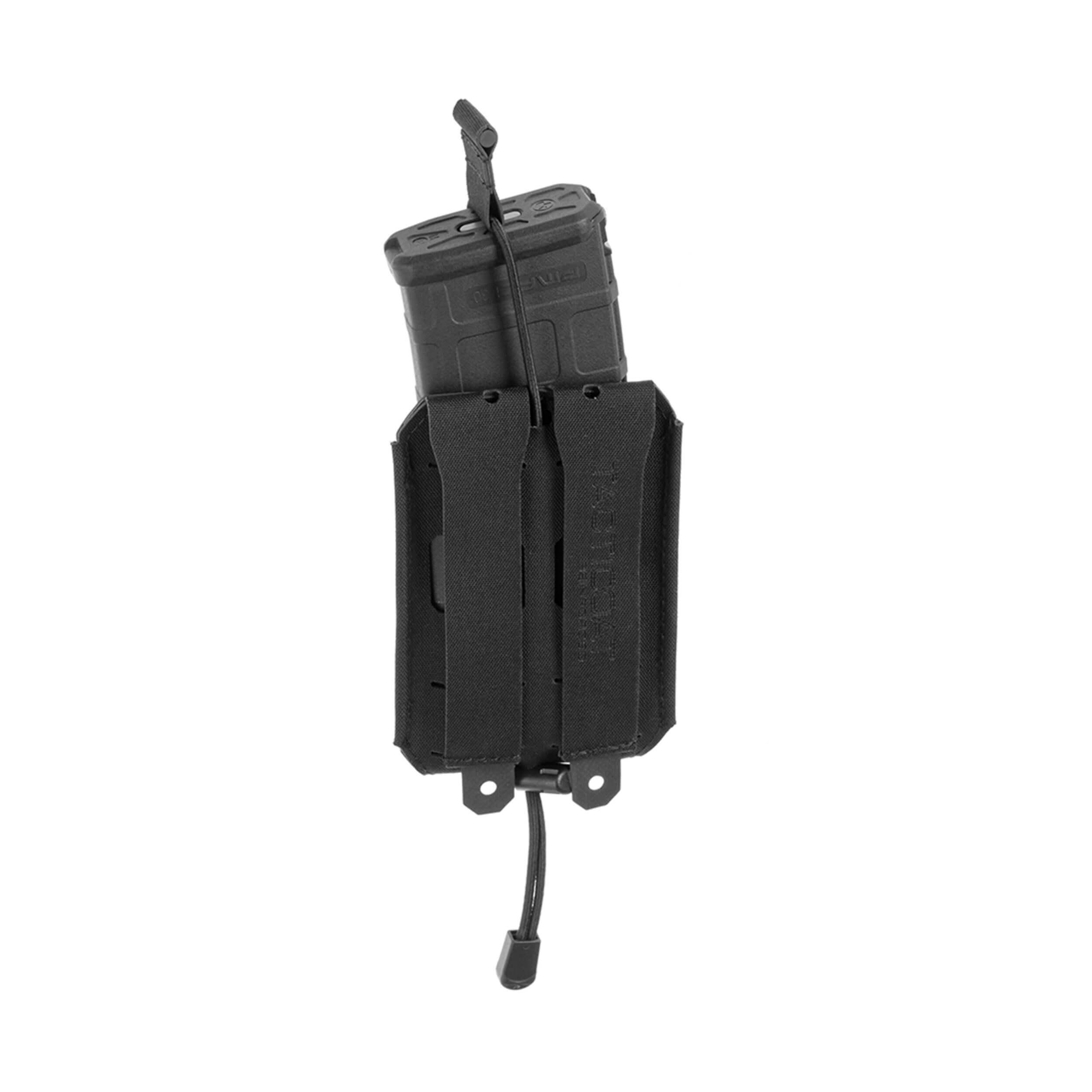 Clawgear Universal Rifle Magazin Tasche Schwarz