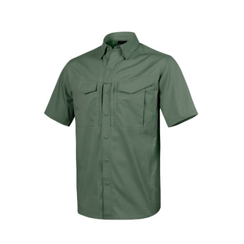 Helikon-Tex Defender Mk2 Short Sleeve Shirt Olive Green