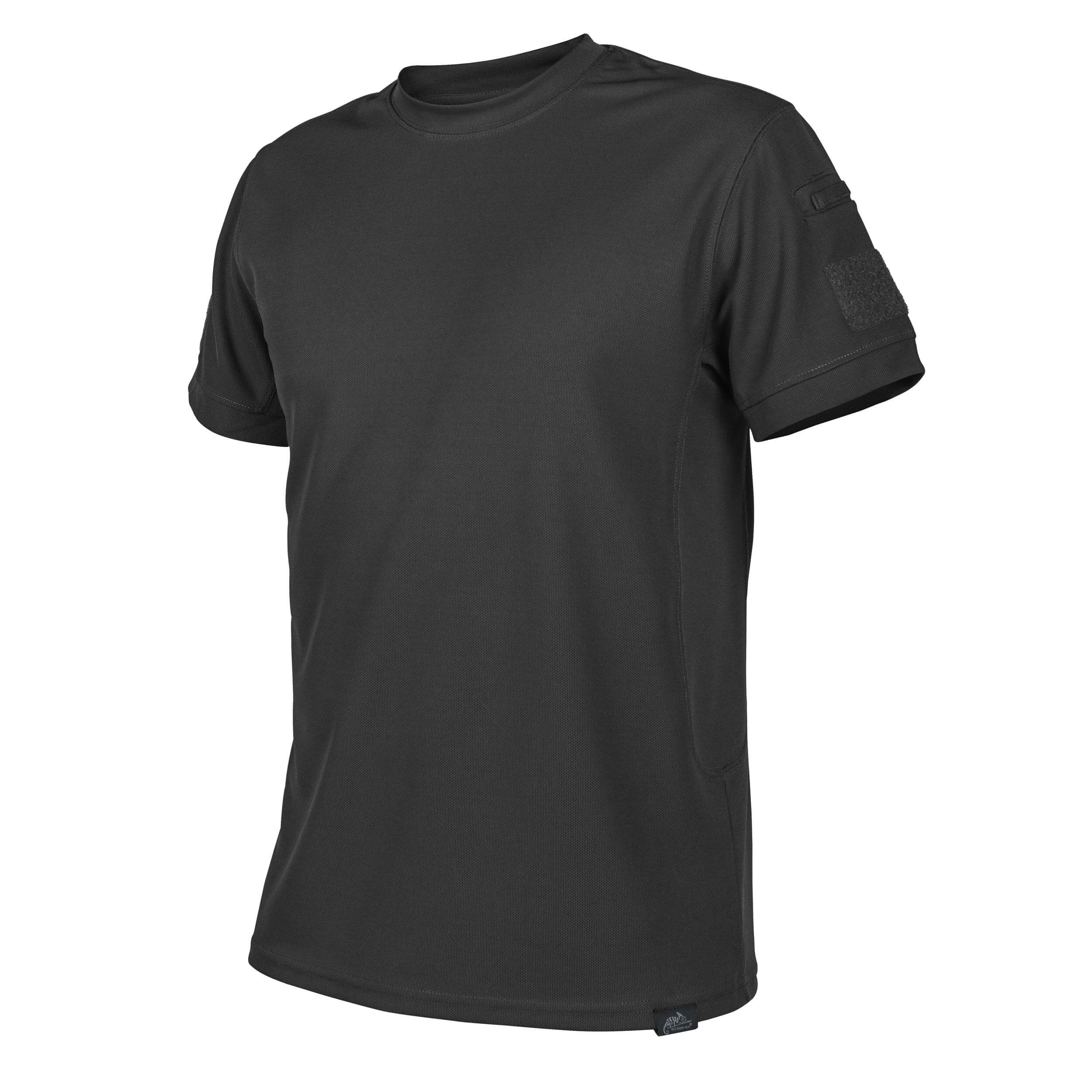 Helikon-Tex Tactical T-Shirt -Top Cool- Schwarz