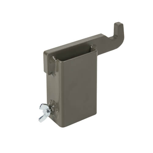 Helikon-Tex SRT Mounting Hook -Hardox 600 Steel- Brown Grey