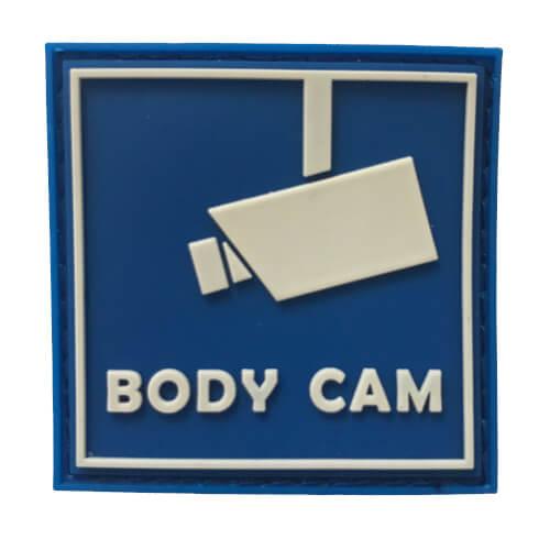 JTG Body Cam Patch, fullcolour