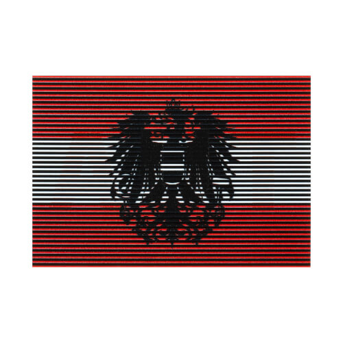 Clawgear Dual IR Austria Patch, Color