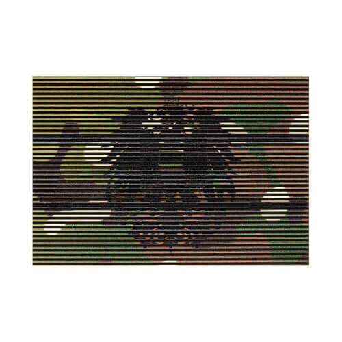 Clawgear Dual IR Austria Patch, Multicam