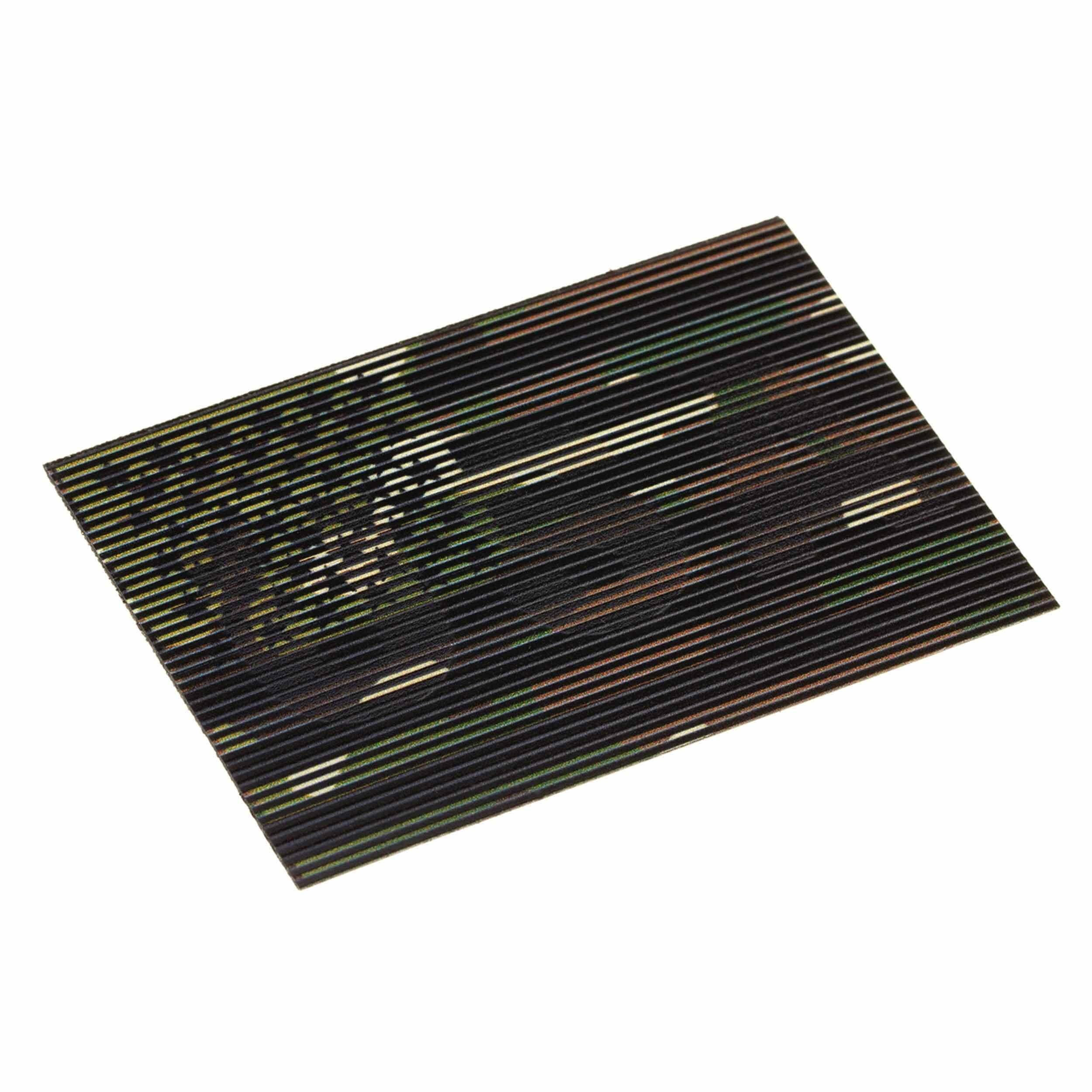 Clawgear Dual IR USA Patch, Multicam