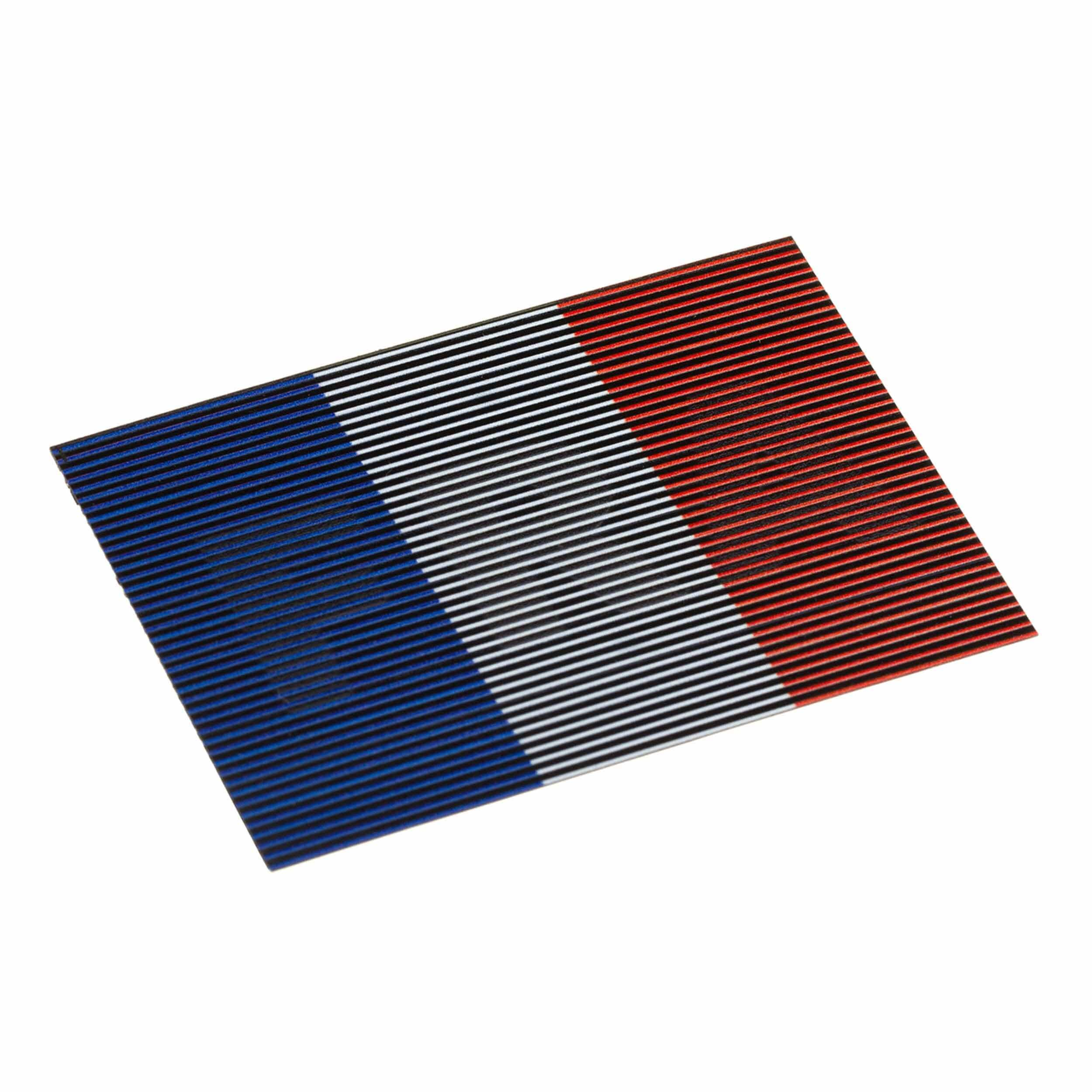 Clawgear Dual IR France Patch, Color
