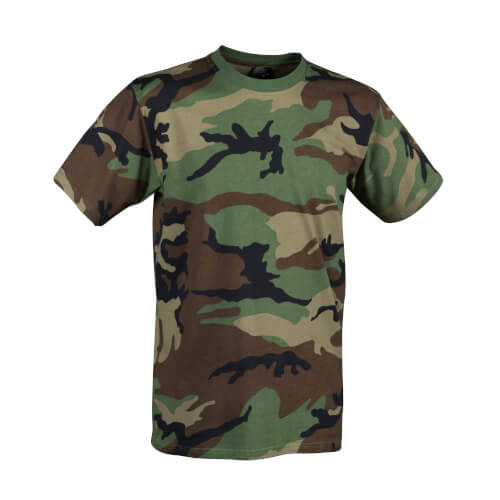 Helikon-Tex Classic Army T-Shirt US Woodland