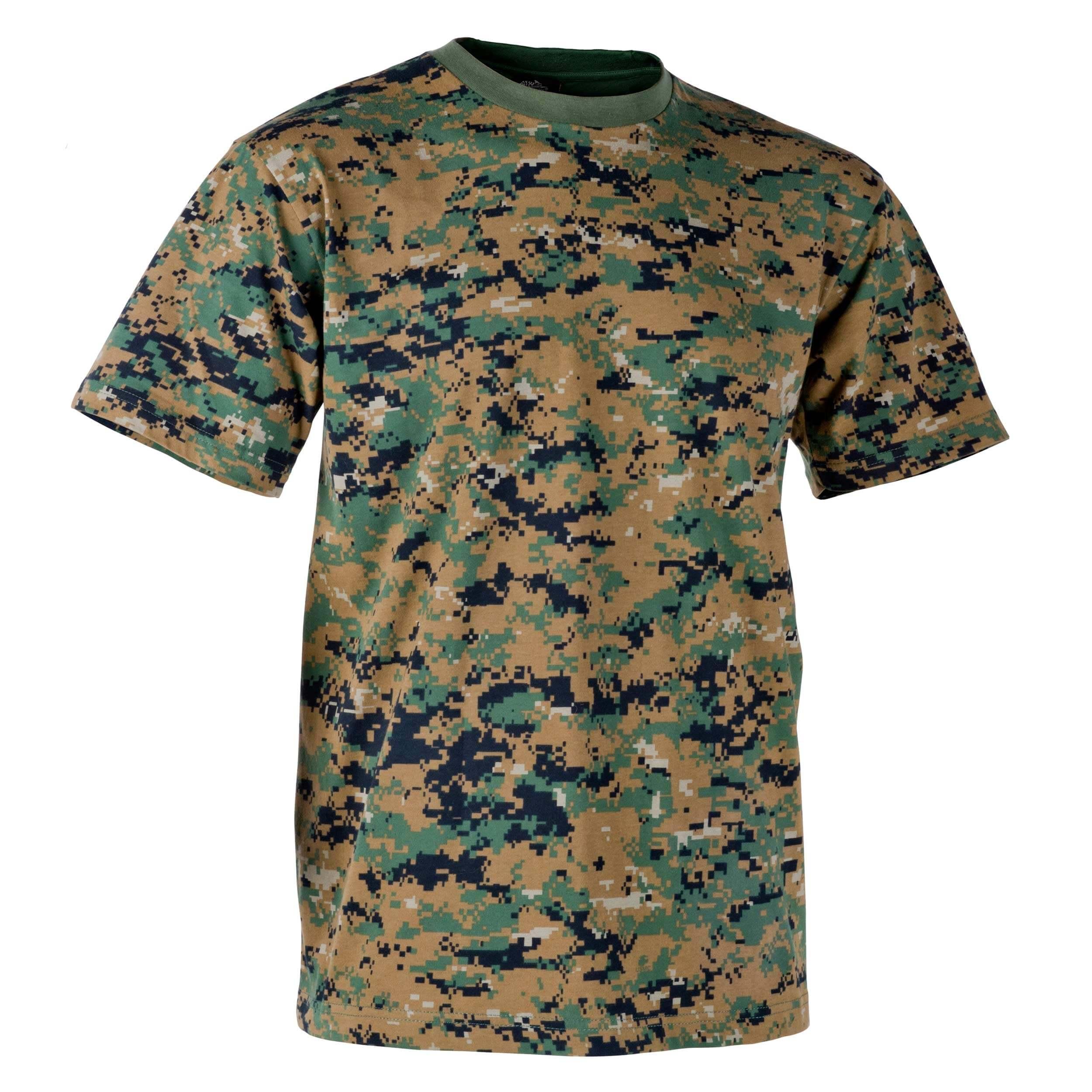 Helikon-Tex Classic Army T-Shirt USMC Digital Woodland