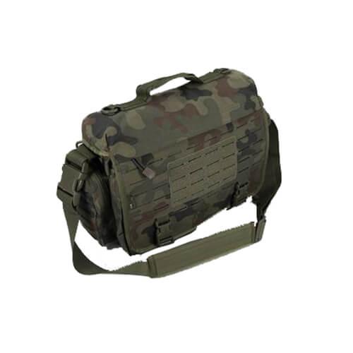 Direct Action MESSENGER BAG - PL Woodland