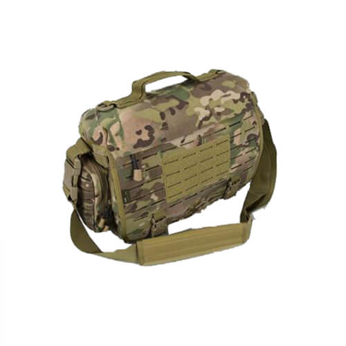 DIRECT ACTION TAKTISCHE MESSENGER TASCHE BAG Camogrom