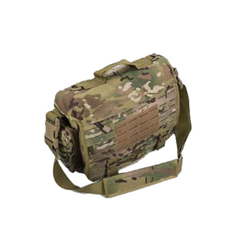 DIRECT ACTION TAKTISCHE MESSENGER TASCHE BAG Multicam