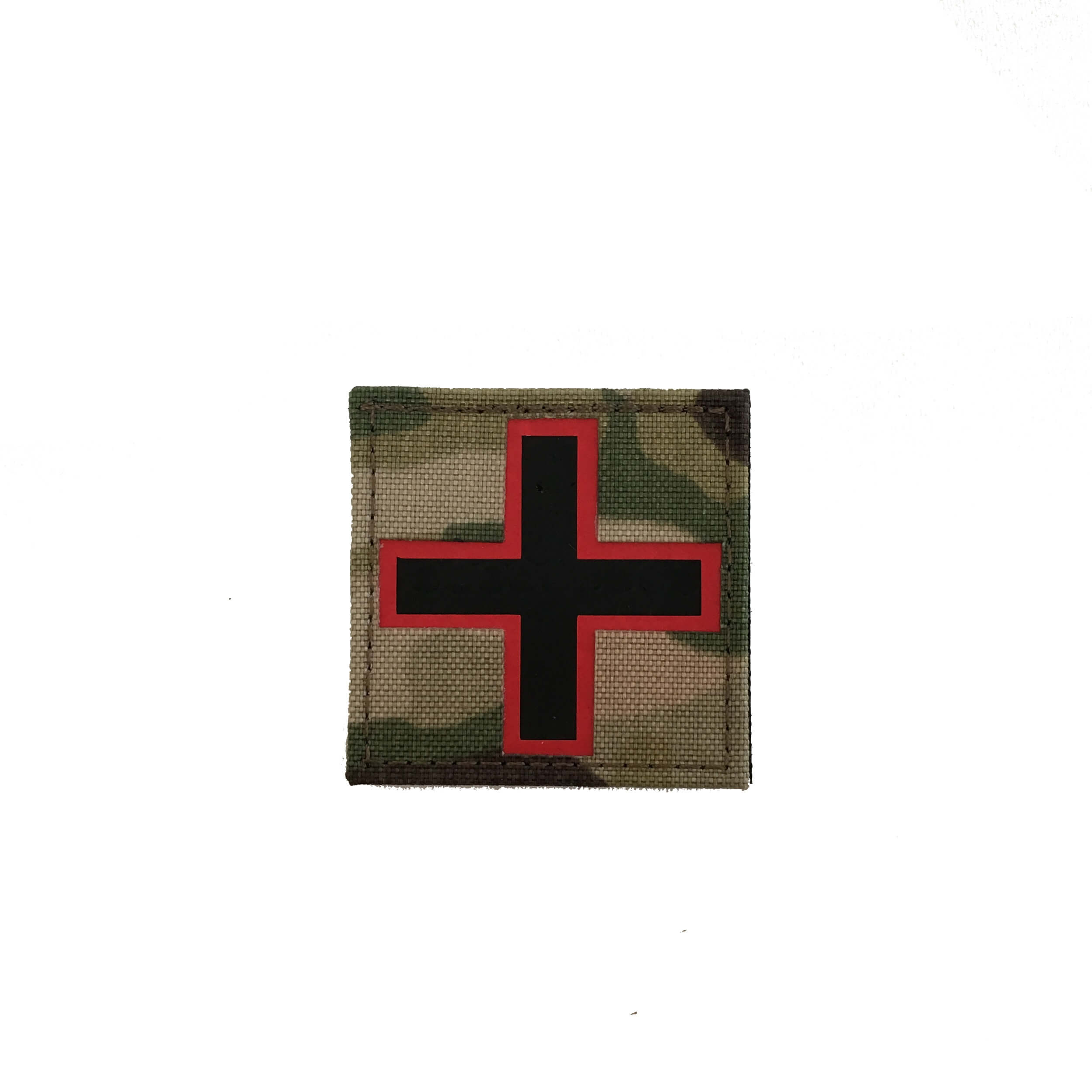 JTG RedCross Medic - IR / Infrarot Patch - Cordura Lasercut, multicam