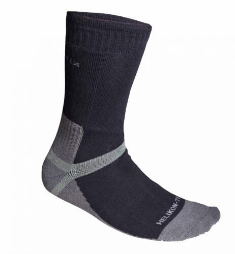 Helikon-Tex Mediumweight Socken - Schwarz