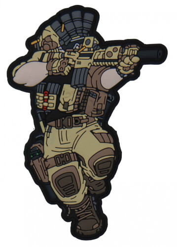 SOF - Patch - US Navy Seal Operator