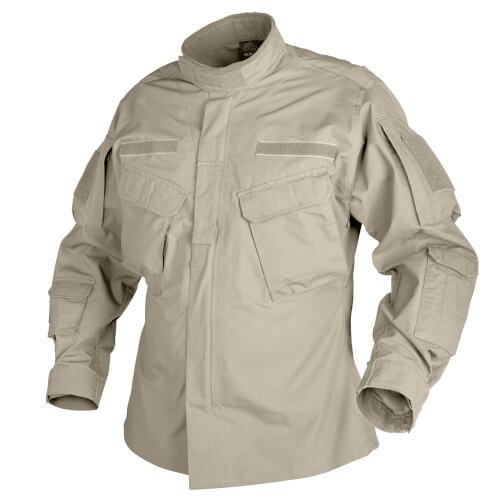 Helikon-Tex CPU Shirt - Cotton Ripstop - Khaki