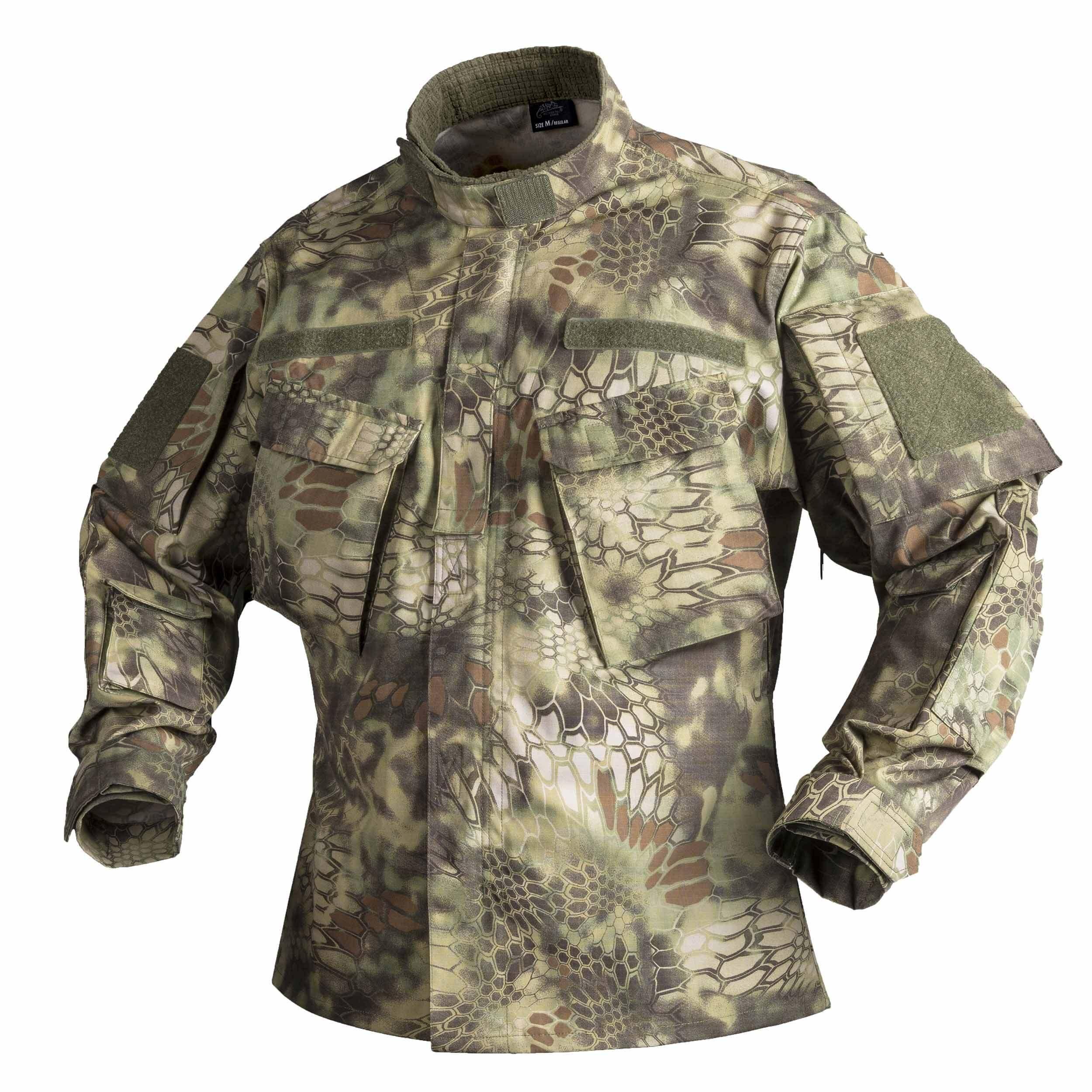 Helikon-Tex CPU Shirt - NyCo Ripstop - Kryptek Mandrake