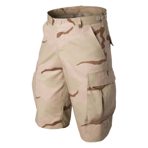 Helikon-Tex BDU Shorts -Cotton Ripstop- US Desert