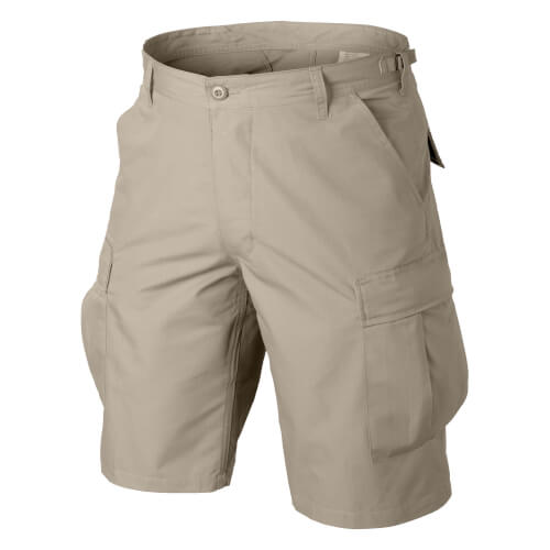 Helikon-Tex BDU Shorts -Cotton Ripstop- Khaki