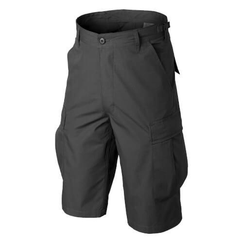 Helikon-Tex BDU Shorts -PolyCotton Ripstop- Schwarz