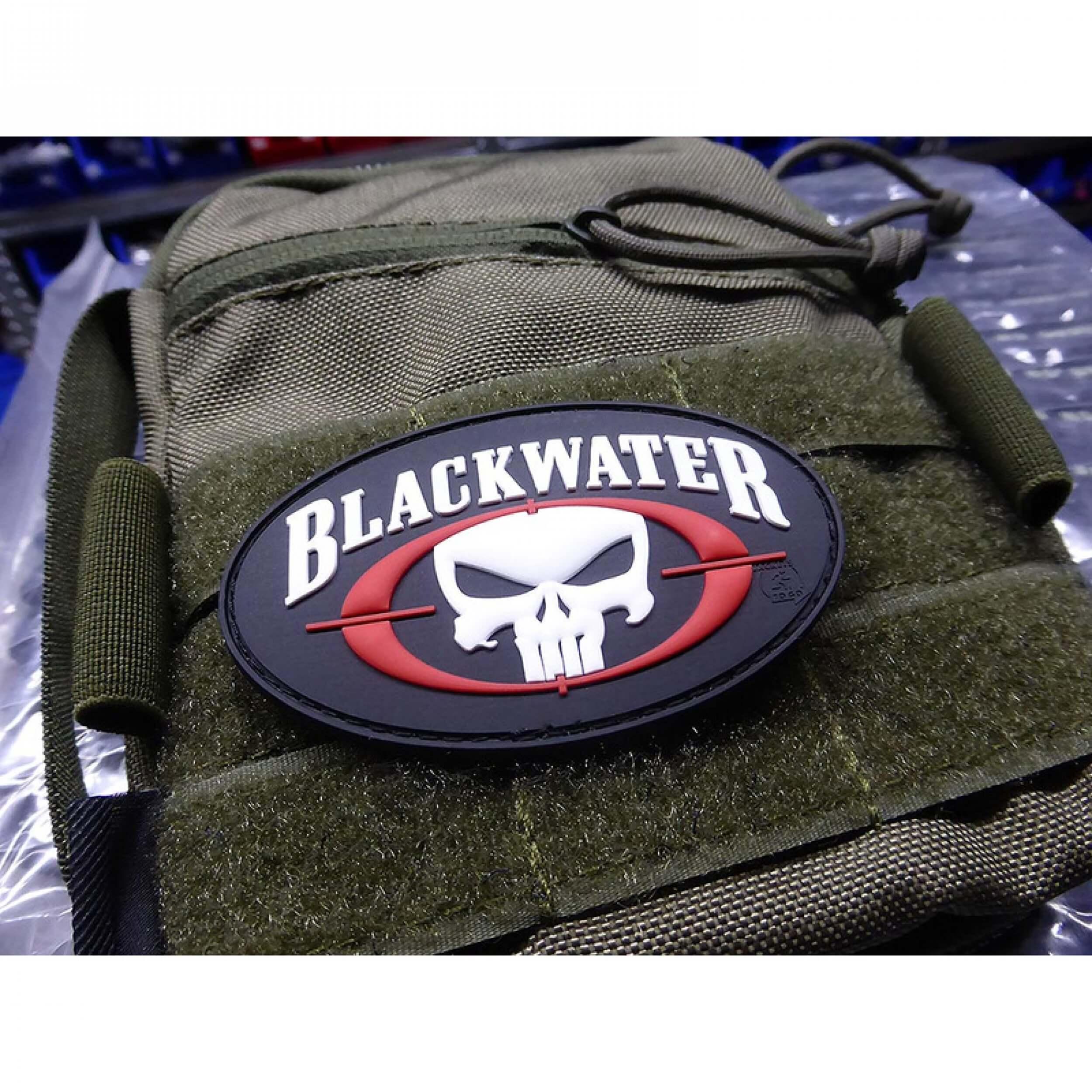 JTG BWP Blackwater Punisher Patch