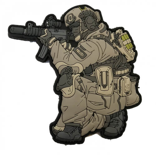 SOF - Operator Patch - GSG 9 POLIZEI