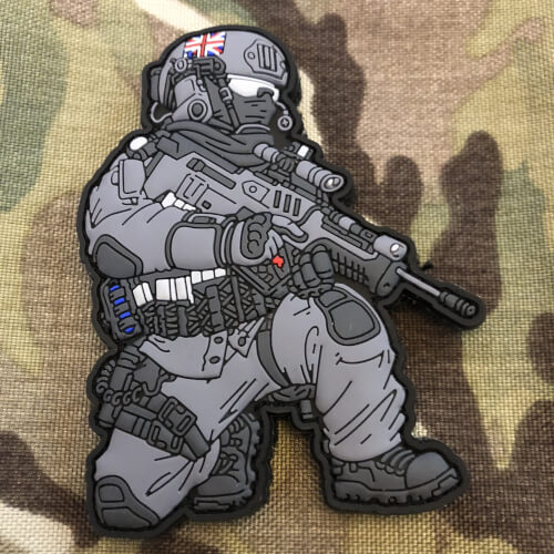 SOF - Operator Patch - UK SAS