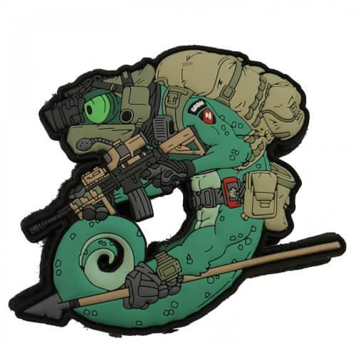 Mystic Warriors - SOF Tactical Chameleon - GROM Operator Helikon