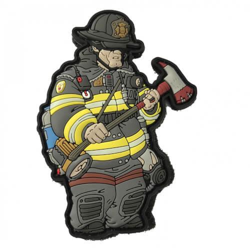 Service Man Firefighter Operator Patch - NYFD GITD Fireman