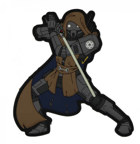 Star Wars Mystic Warriors - K2SO Jedi Droid - GID