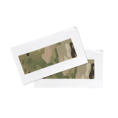 Clawgear Cloth Repair Patches 2-Pack Multicam