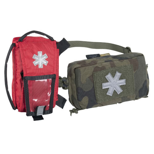 Helikon-Tex Modular Individual Med Kit Pouch -Cordura- PL Woodland