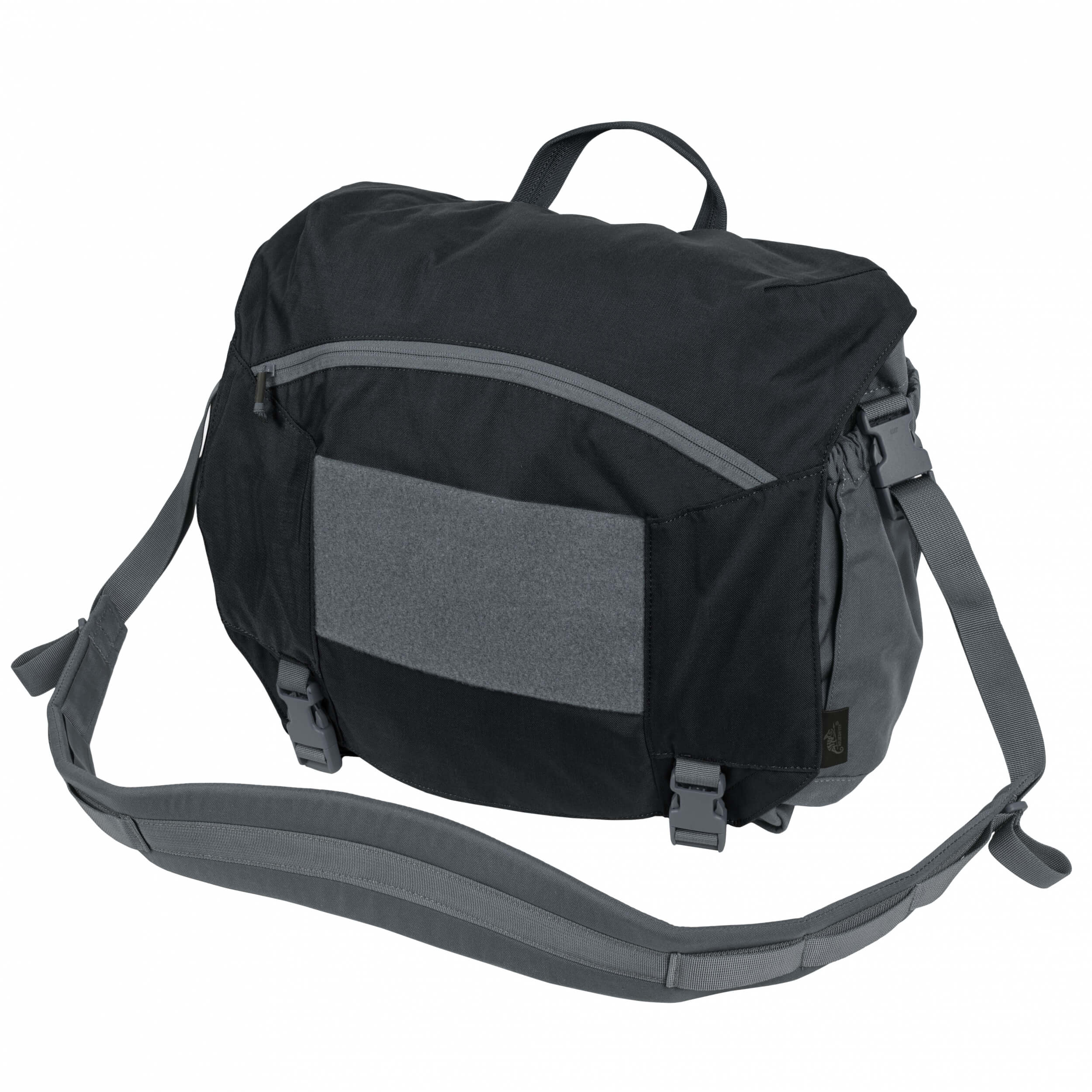 Helikon-Tex Urban COURIER BAG Large -Cordura- Schwarz / Shadow Grey A