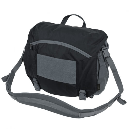 Helikon-Tex Urban COURIER BAG Large -Cordura- Schwarz / Shadow Grey A