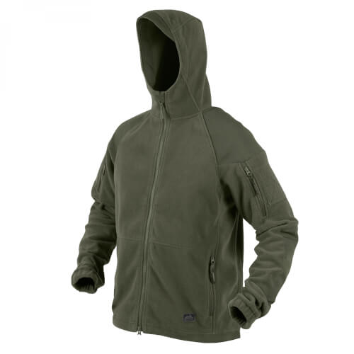 Helikon-Tex Cumulus Jacke -Heavy Fleece- Olive Green