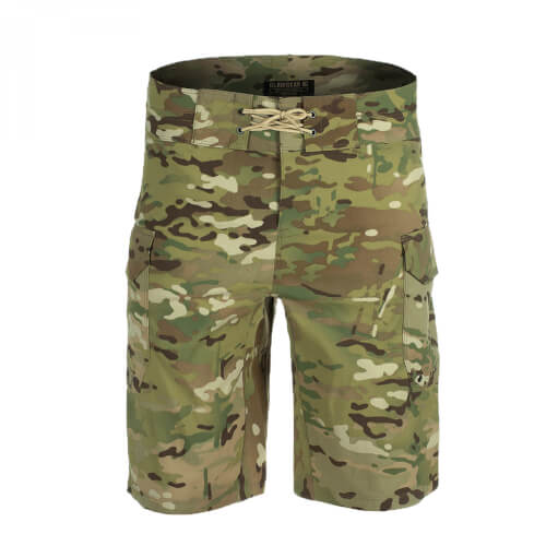 Clawgear Off-Duty Shorts Multicam