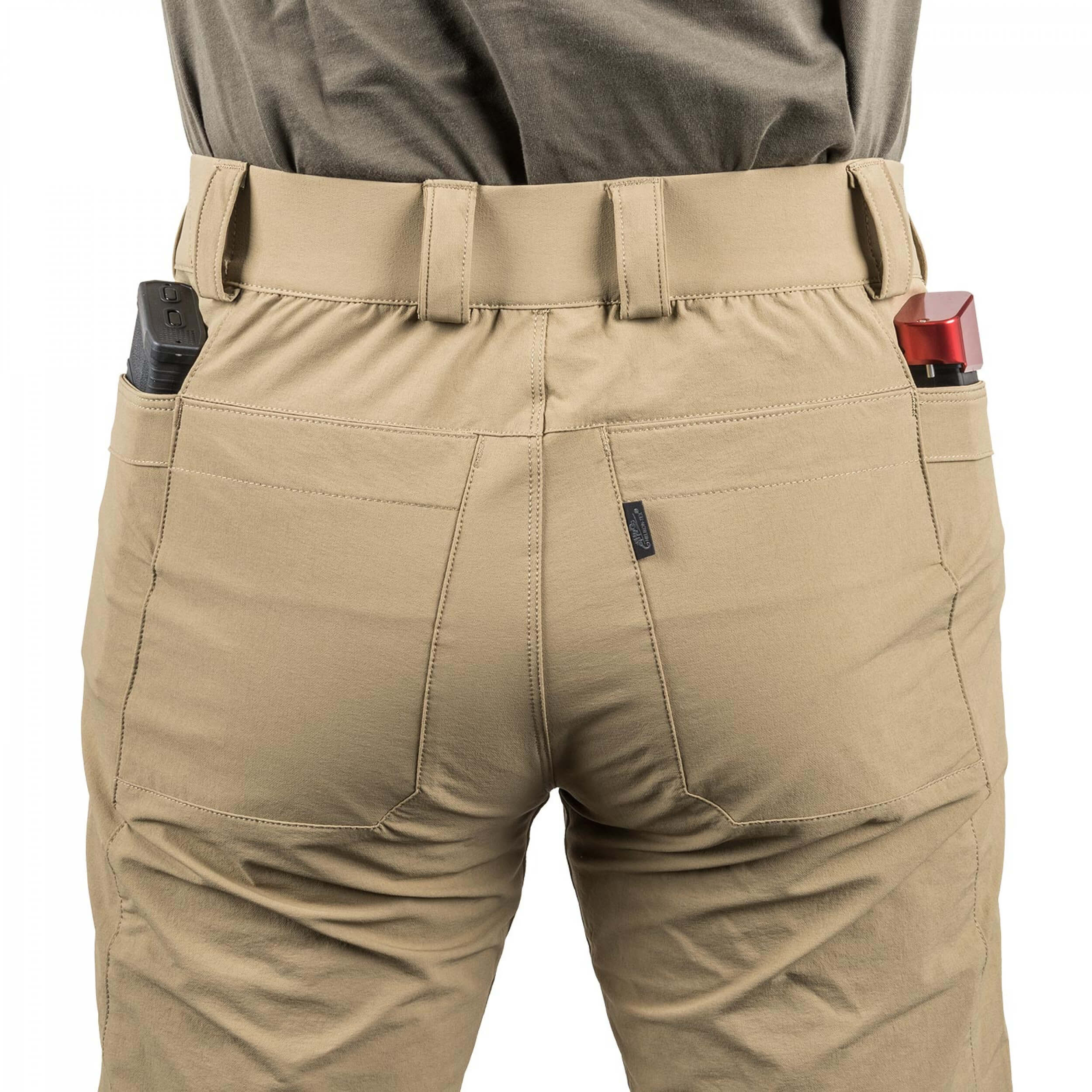 Helikon-Tex Covert Tactical Pants -VersaStretch- Khaki