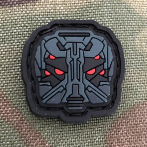 Altered Carbon - Pretorian Ranger Eye 3D Patch