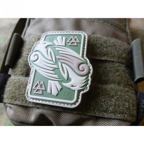JTG Odins RAVEN, multicam 3D Rubber Patch