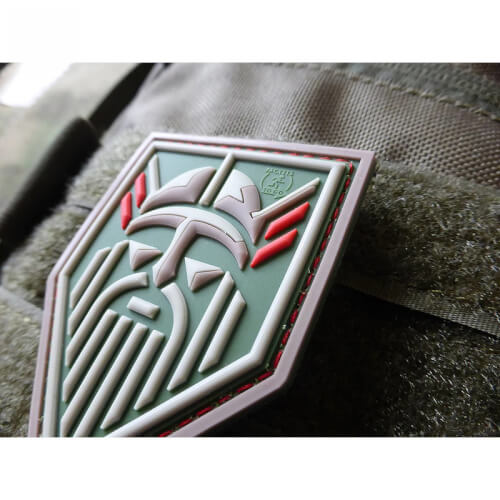 JTG ODIN GOD OF VIKINGS, multicam / 3D Rubber Patch