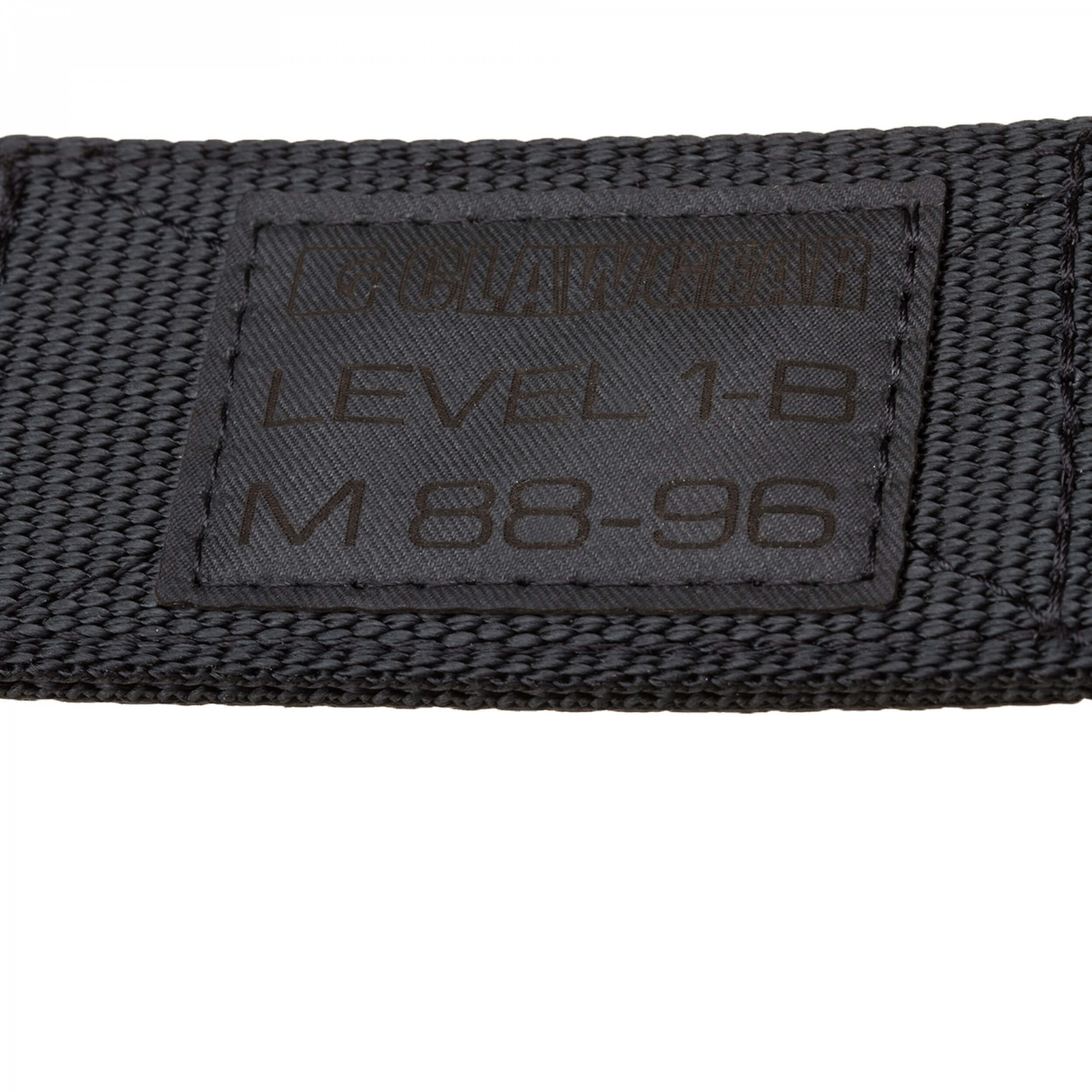 Clawgear Level 1-B Belt Schwarz