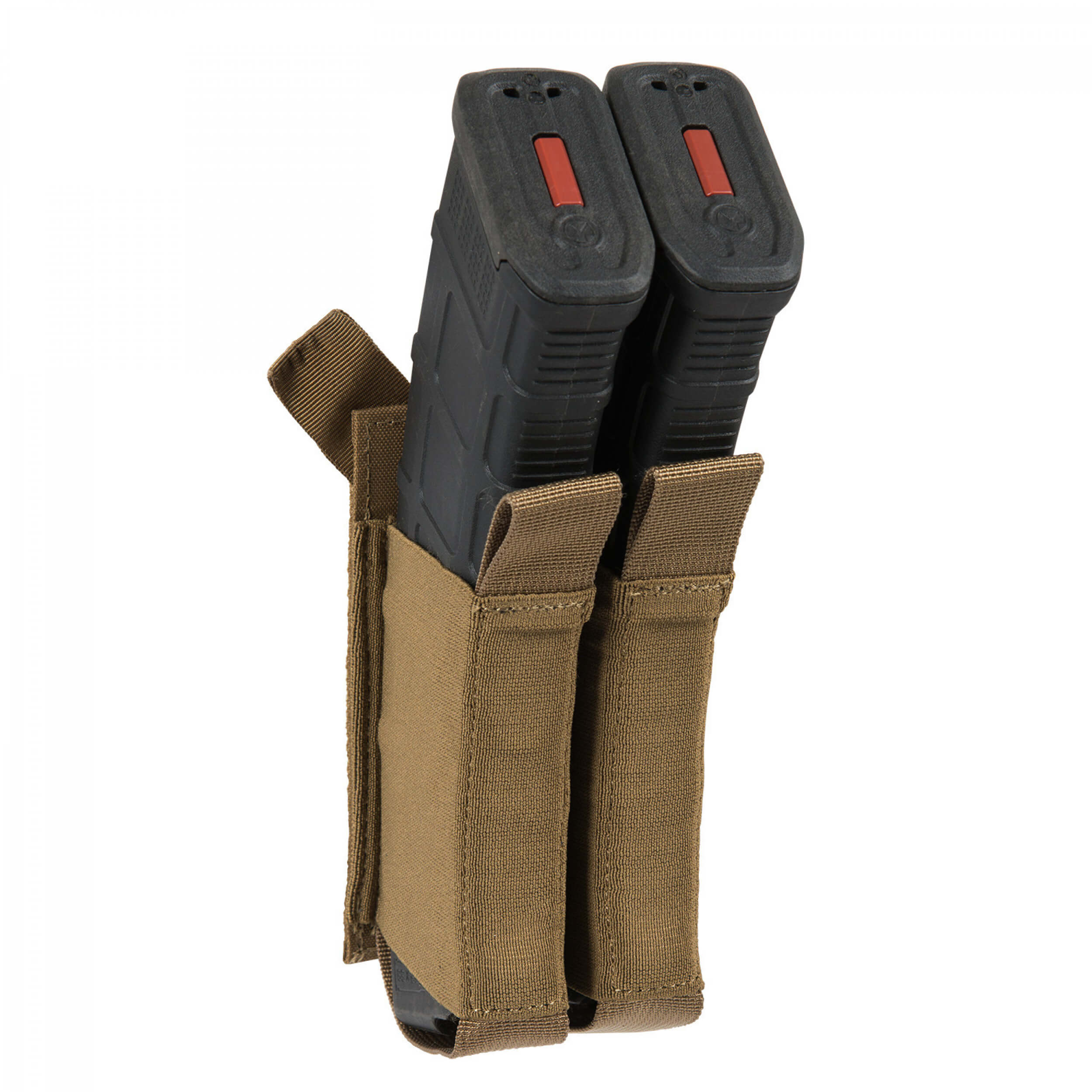 Helikon-Tex Double Rifle Magazine Insert - Polyester - Coyote