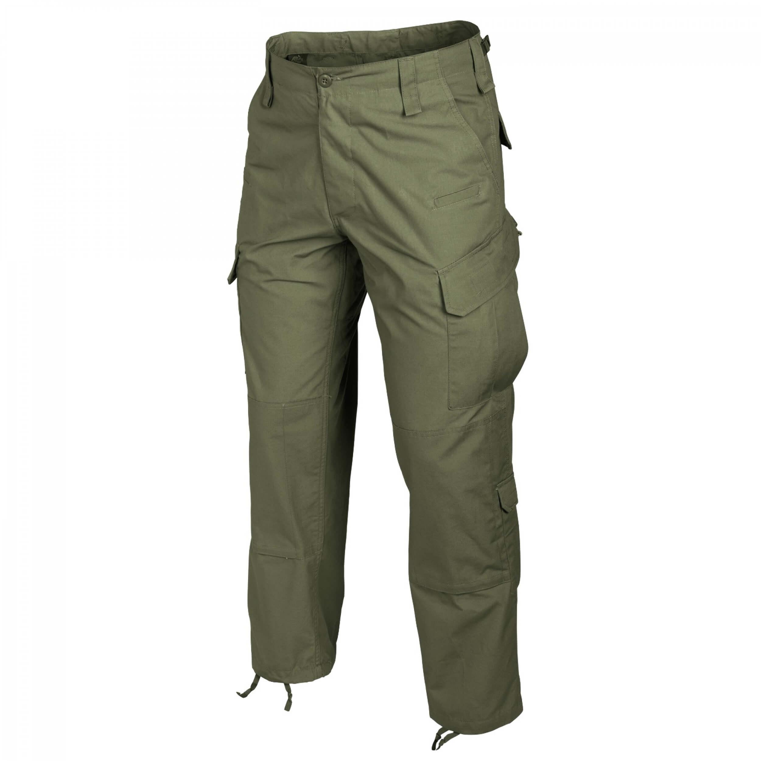 Helikon-Tex CPU Hose Combat Patrol Uniform Ripstop Olive Green